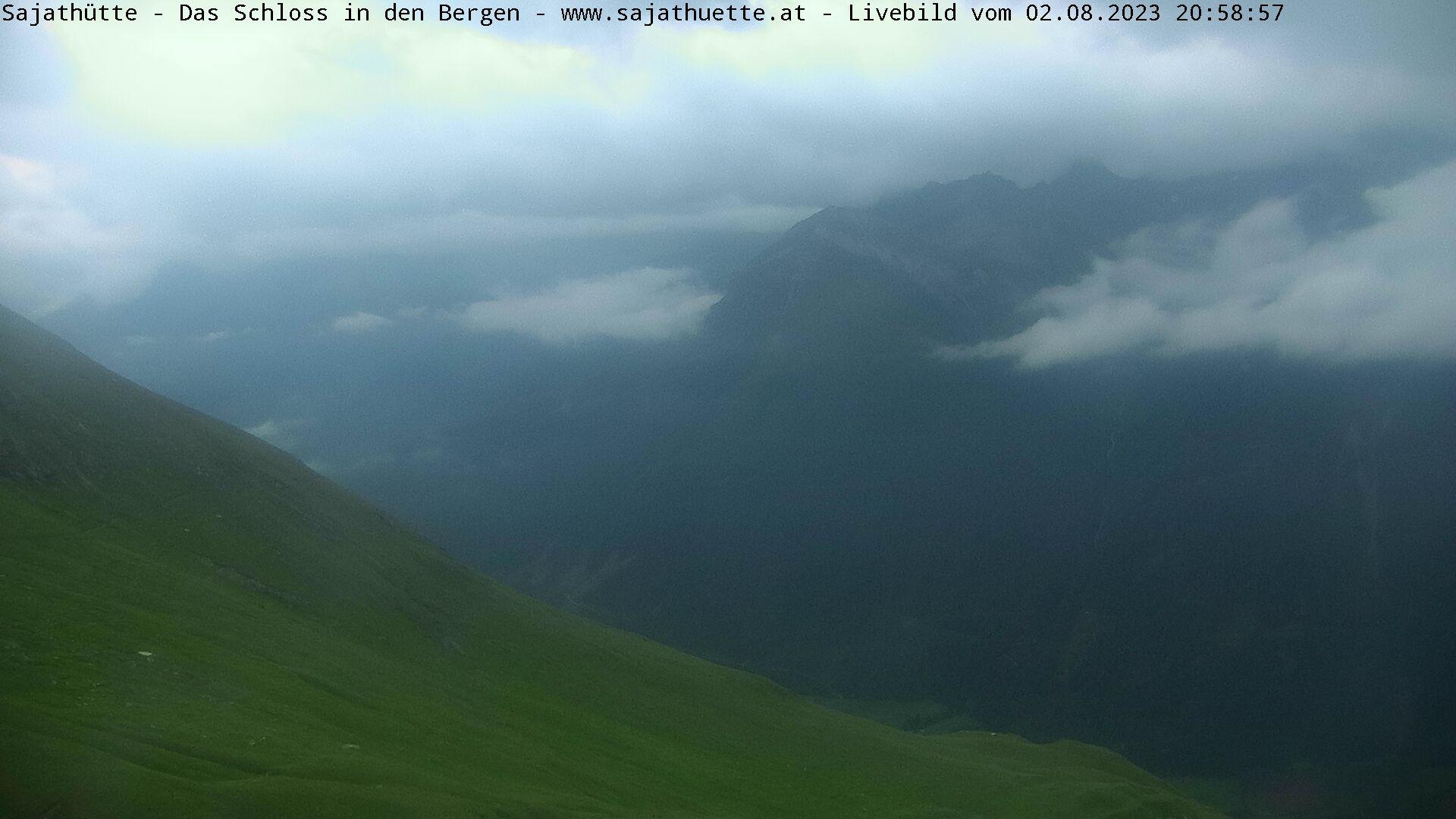 Webcam Blick Richtung Osten | Neue Sajat-Hütte 2.600 m