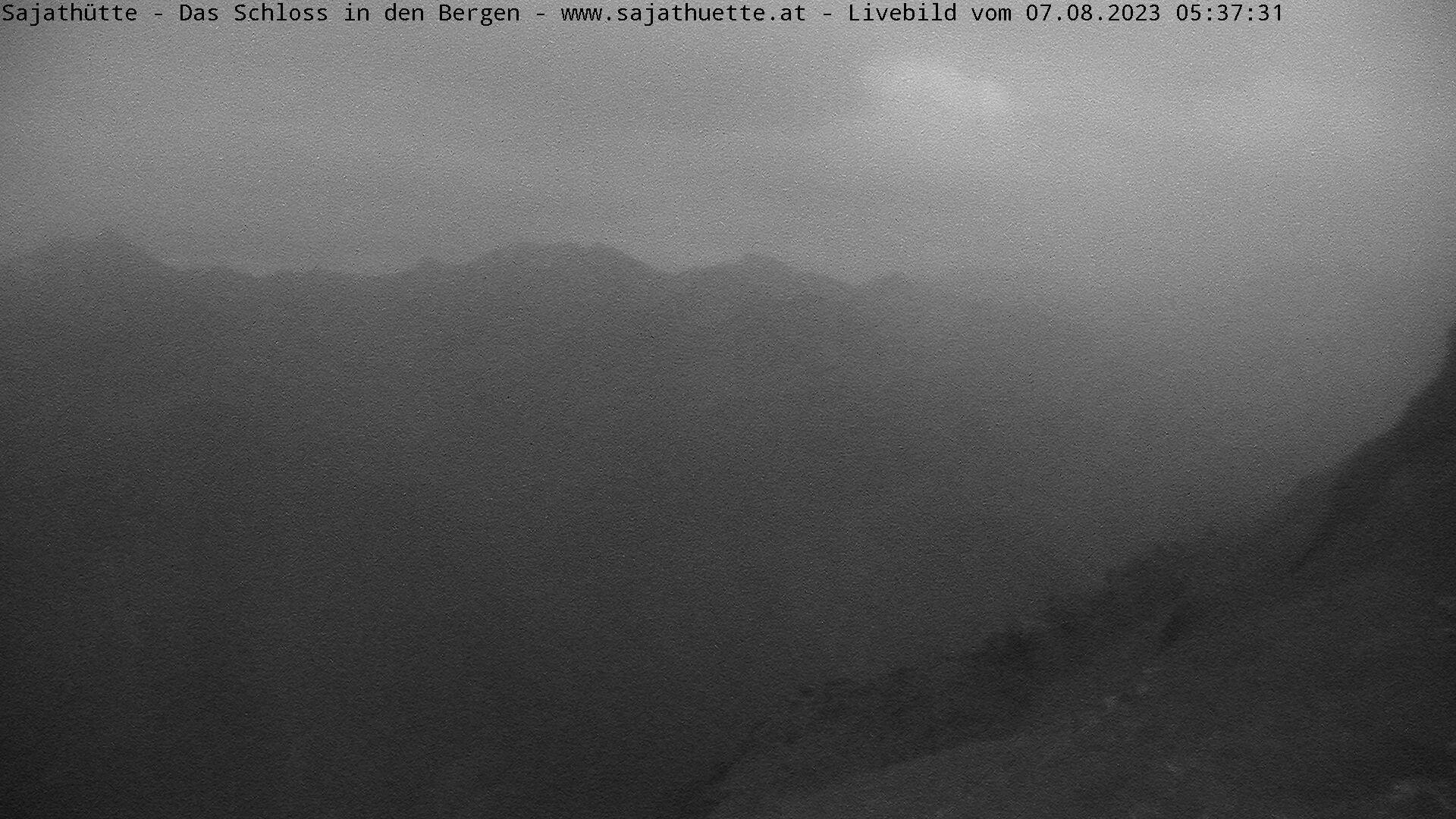 Webcam Webcam - Richtung Ost Lasörlinggruppe