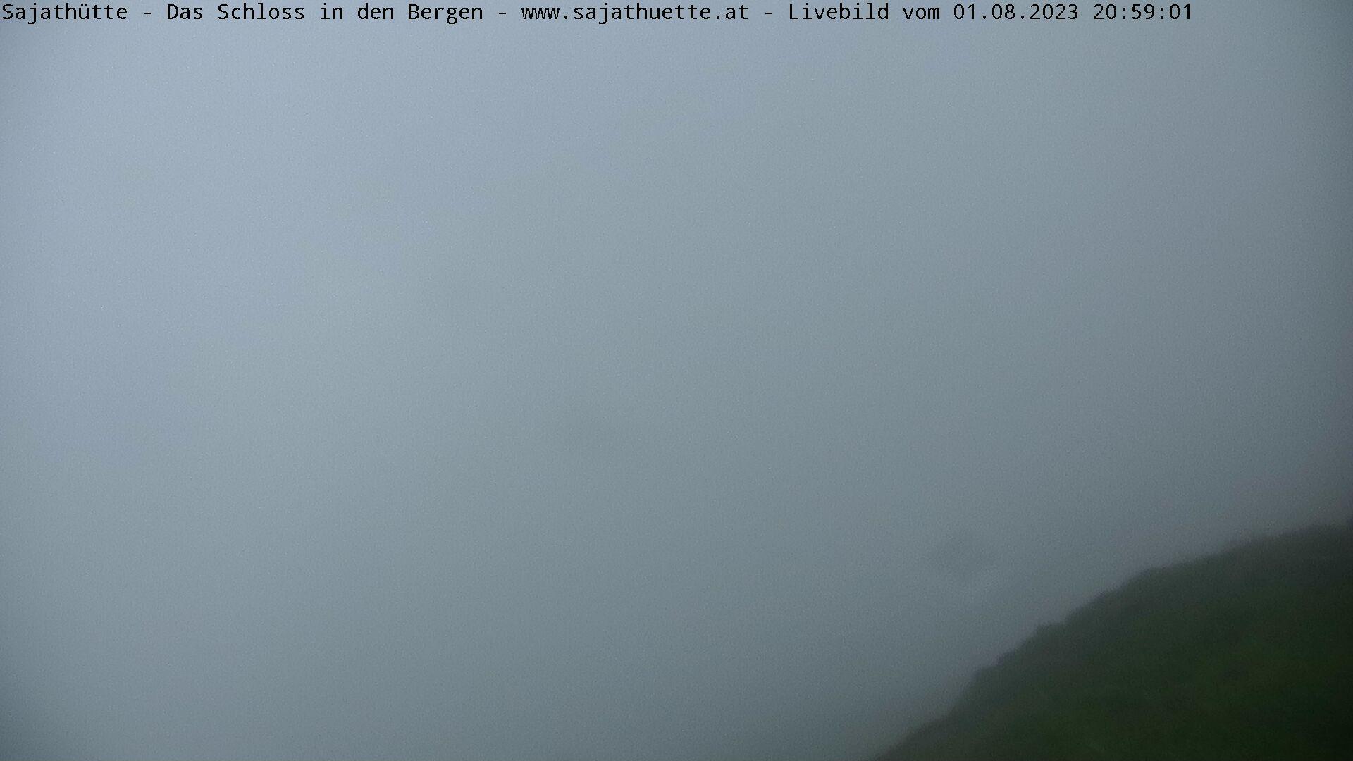 Webcam Blick Richtung Lasörlinggruppe (Süd) | Neue Sajat-Hütte 2.600 m